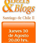 Beers & Blogs en Santiago de Chile II