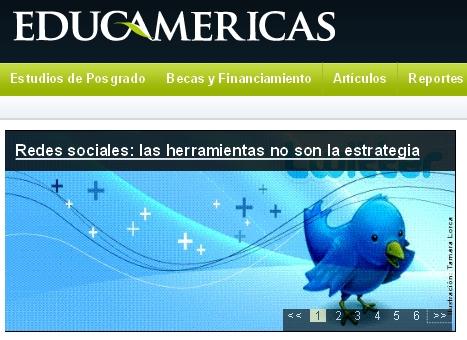 Portal Educamericas