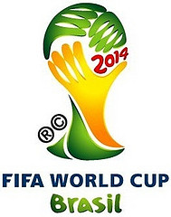 Official Emblem FIFA World Cup 2014