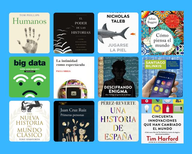 portadas de libros recomendados