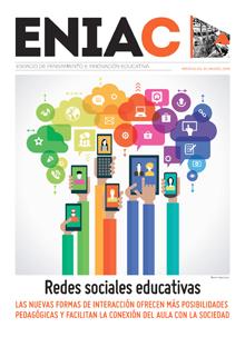 Redes sociales educativas en suplemento ENIAC de Magisterio