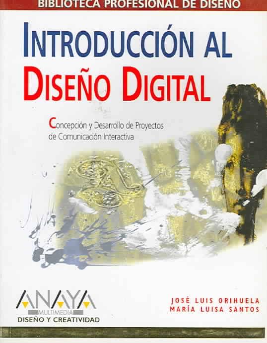 portada del libro Introducción al diseño digital