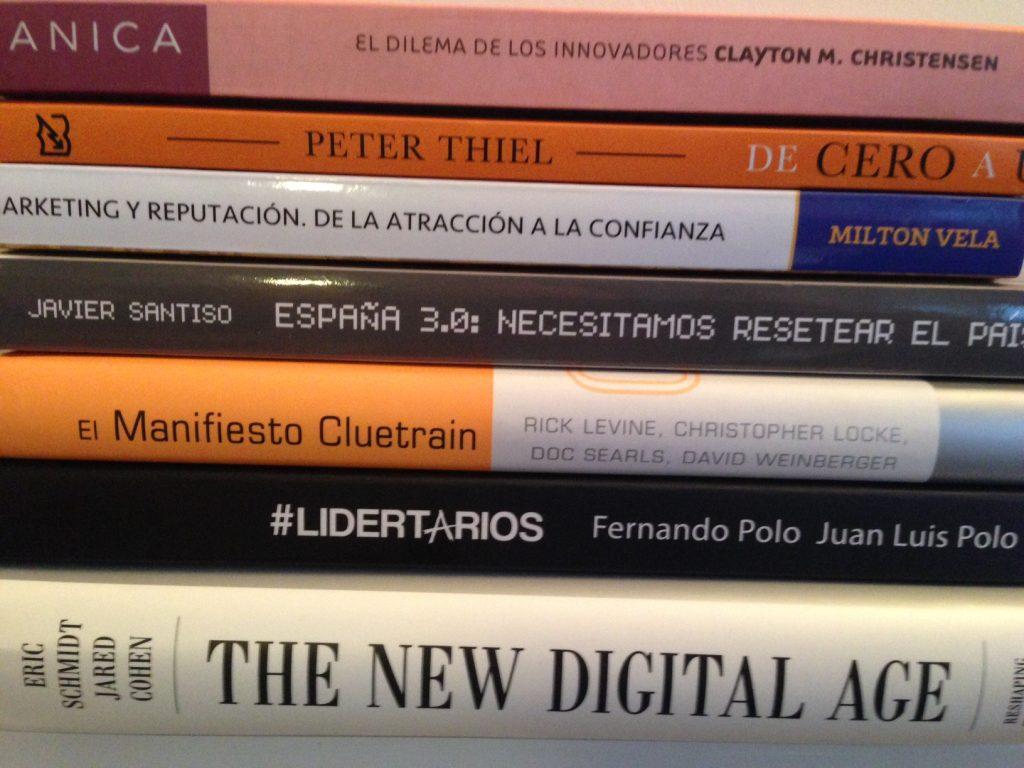 Lecturas sobre transformación digital de la empresa
