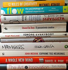 Lecturas sobre creatividad